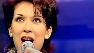 CELINE DION - The colour of my love (Live / En public) 1993