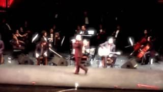 """Video promocional """"Lágrimas de sal. Flamenco Sinfónico"""""""