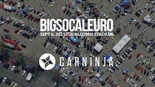 Big Socal Euro 2015 - Official Video (by CarNinja)