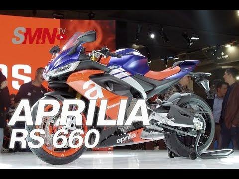 Aprilia RS 660 2020/Tuono 660 Concept - EICMA 2019 [FULLHD]