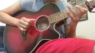 Ss501 Love like this guitar cover