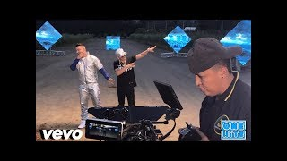 Yandel ft J Balvin - Muy Personal (Official Video) Backstage