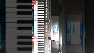サチコ(幸子) 電子琴演奏