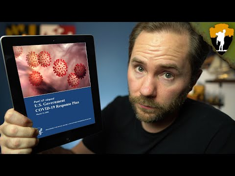 "Leaked Coronavirus Report ""pandemic will last 18 months"""