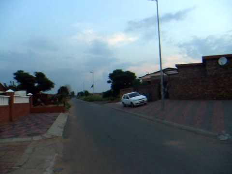Meadowlands – Soweto – South Africa – January 2011
