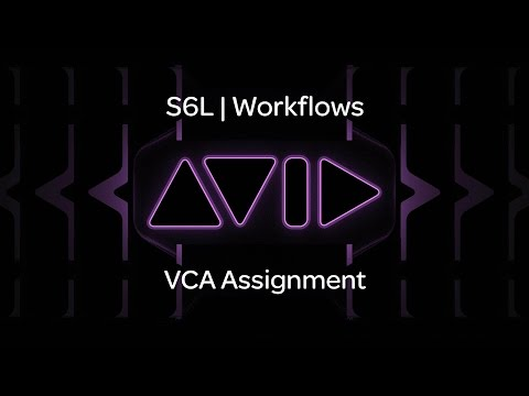 VENUE | S6L — VCA Assignment