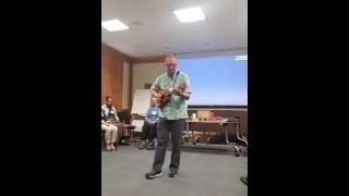 Rod Salaysay Healing Music 5.24.18. St. Luke's IHA class