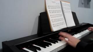 Jaden's/Judai's Theme - Yu-Gi-Oh GX - (Piano Cover)