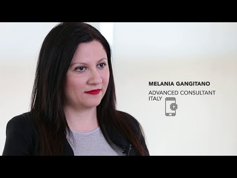 Meet Melania, Advanced Consultant at Altran Italy