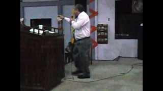 Pastor Ever Dovales en la IPU EL NULA