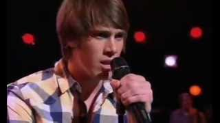 Blake Losing My Religion - The Glee Project