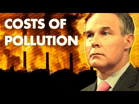 Richard Wolff On The Deadly Costs Of Pollution