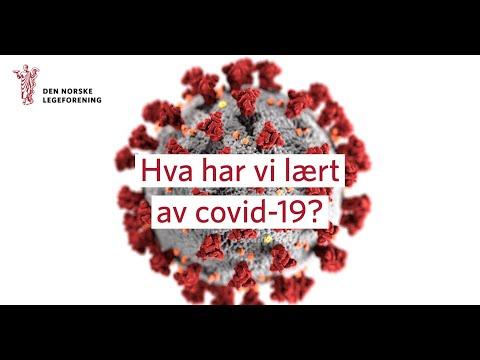 Legeforeningens erfaringskonferanse om covid-19