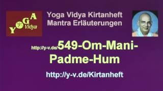 Om Mani Padme Hum - Interpretation 549
