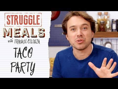 How To Throw A Party Under $20 | Struggle Meals