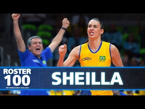 Best of Sheilla! | Best Female Opposites of the Decade | #ROSTER100