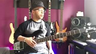 Bass Cover - Dazz Band