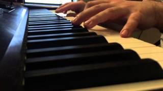 Eros Ramazotti - Cose della vita (Piano Cover)