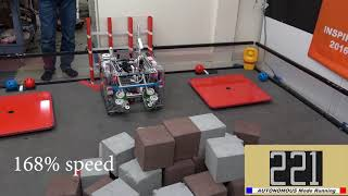 FTC Relic Recovery - Gluten Free #11115 Robot Reveal