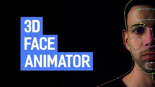 3D Face Animator After Effects Templates