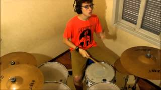 João Hickmann -Fernandinho- Tudo o que eu quero(Drum cover)