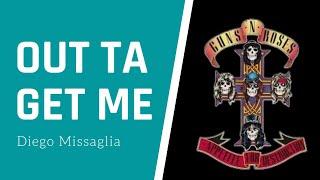 Guns N´ Roses - Out ta get me (cover)