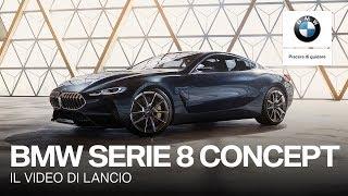 In anteprima: la Nuova BMW Serie 8 Concept.