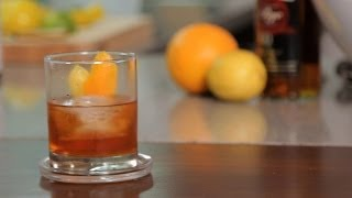 How to Make an Old Fashioned | Cocktail Recipes