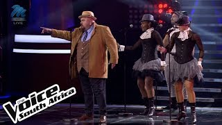 Fatman - Unchain My Heart | The Live Show Round 5 | The Voice SA