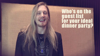 "DragonForce ""Reaching Into Infinity"" Rapid Fire Interview - Pt.  2"