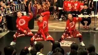 Amazing Dance Routine By 3 Incredible Japanese Girls #Ilivevideos