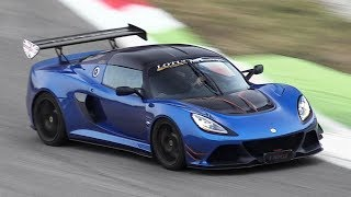 On Board the Loudest Exige V6 Ever! – Lotus Exige Cup 380 w/ 2bular Exhaust