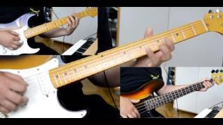 Kolo ljubavi - Luis - cover lesson