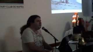 Nuno Barroso apresentou em concerto o seu novo trabalho