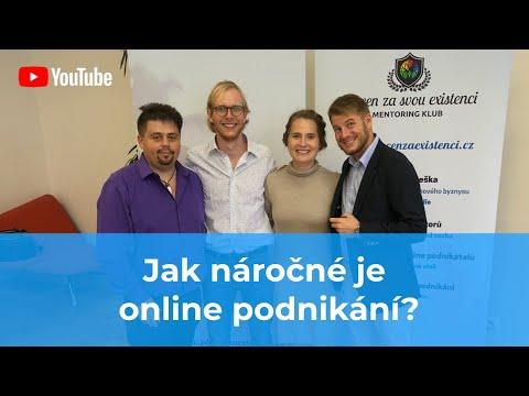 Jak náročné je online podnikání? | Placen za svou existenci