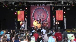 Afro-Latino Festival 2011 Bree (B) Bonga - Agua Rara - live