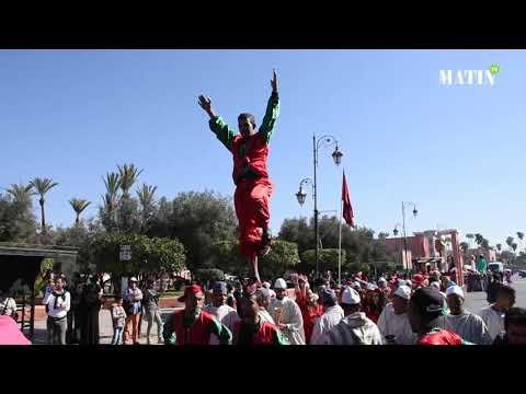 Video : Marrakech accueille la 5ème semaine nationale de l'artisanat du 09 au 17 février