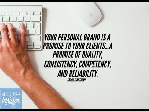 EP44: 7 Ways to Build YOU the Brand