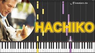 Jan Kaczmarek — Goodbye (OST Hachi) Piano Tutorial (Synthesia + Sheets + MIDI)