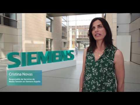 Siemens en un minuto: el talento de las mujeres ingenieras