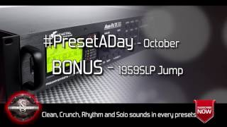 #PresetADay - 1959SLP Jump - AXE FX II / AX8 Rhythm and Solo Patches
