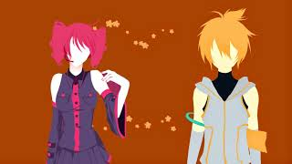 Ghost Rule ゴーストルール Duet Kasane Teto Growl X Kagamine Len Growl