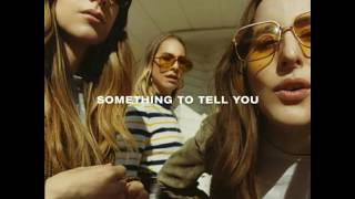 HAIM - Want You Back (Audio)