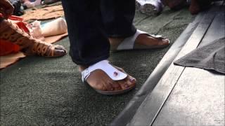 Summerstage Dancing Feet