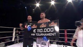 Mohamed Abdallah wins 110.000€-8 men-tournament - HIGHLIGHTS A1 World Combat Cup Hasselt