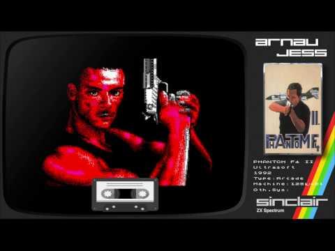 PHANTOM F4 II Zx Spectrum by Ultrasoft