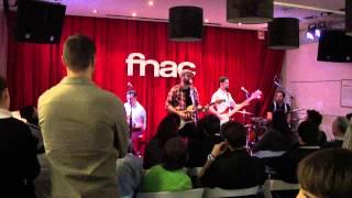 """Anaquim """"A vida dos Outros"""" @ Fnac Mar Shopping 30.03.12"""
