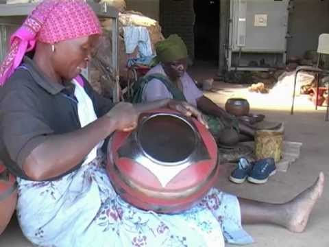 Pottery Project on the Rixile Culture to Kruger Route
