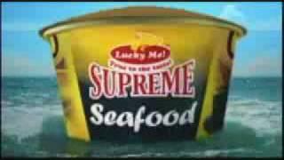 Lucky me! Supreme Seafood TVC
