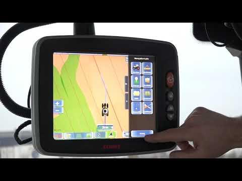 #4 CLAAS GPS - Vad betyder symbolerna?